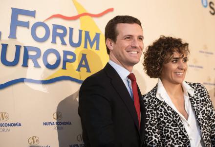 Casado: 'Debemos ser el dique de contención de una España orgullosa de su pasado'