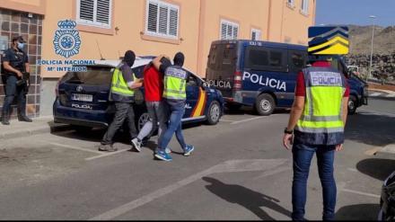Operación contra el terrorismo yihadista en Melilla y Mogán