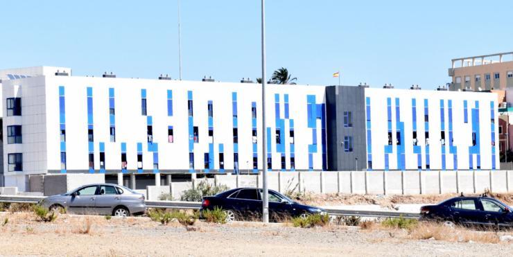 Brote de COVID en un Centro MENA de Ceuta