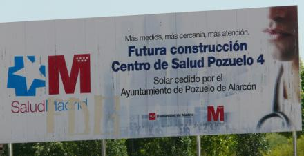 """Bascuñana: """"Exigimos a la Comunidad de Madrid la construcción del centro de salud aprobado en pleno"""""""