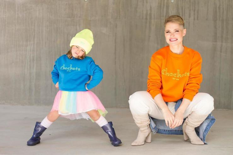Soraya presenta su línea de ropa 'Chochete'