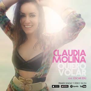 Claudia Molina vuela alto con su primer single