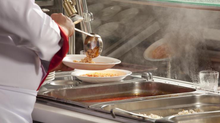 Se mantiene congelado el precio de los comedores escolares de la Comunidad de Madrid