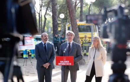 La Comunidad de Madrid cierra la mejor campaña contra incendios de los últimos 20 años