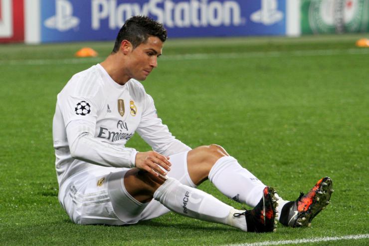 ¿Por qué Cristiano Ronaldo no es de los jugadores mejor pagados del mundo?