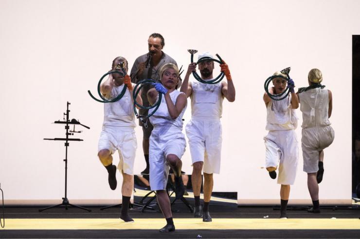 Lo mejor del teatro, la música y la danza protagoniza los escenarios de la Comunidad