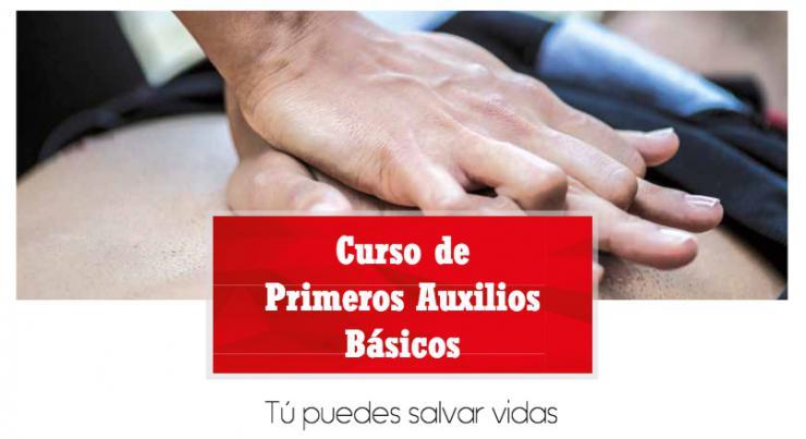 Cruz Roja Pozuelo organiza este fin de semana un curso de primeros auxilios básicos