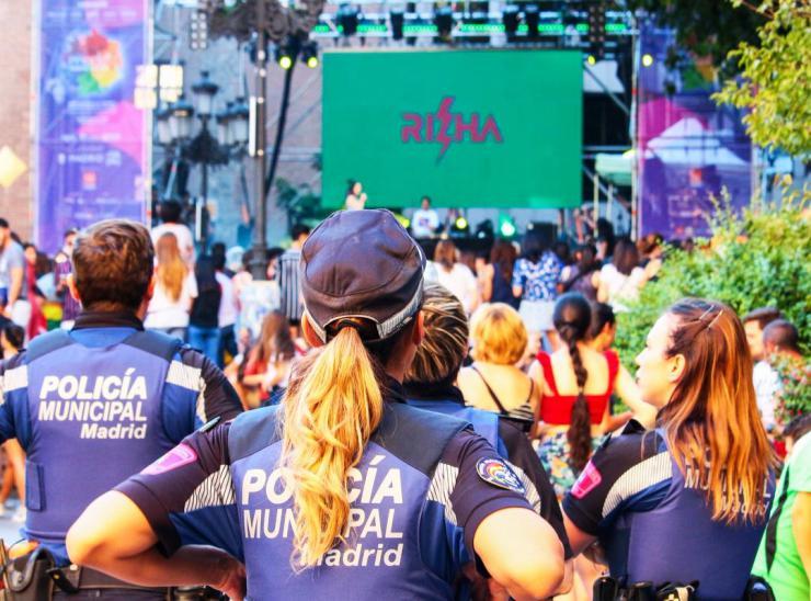 Balance del dispositivo municipal para el Madrid Orgullo 2019