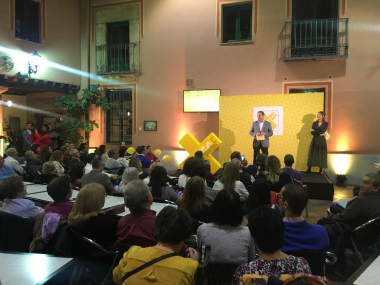 Se presenta en sociedad el nuevo partido 'Por Ávila', creado por militantes del PP