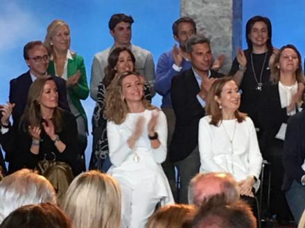 Alicia García encabeza la lista del PP al Congreso por Ávila