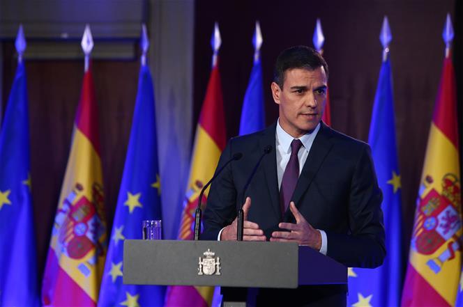 """Pedro Sánchez: Las elecciones europeas del 26 de mayo son """"decisivas"""" para """"fortalecer Europa o dejarla languidecer"""""""