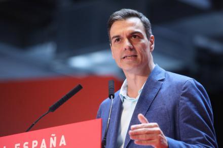 """Sánchez: """"El 28-A tenemos la oportunidad de poner fin a la España crispada y faltona"""""""