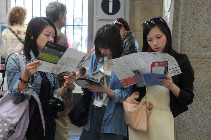 El número de turistas en Madrid aumentó un 3,1 % en febrero respecto al pasado año