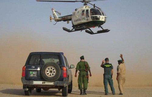 Robles: 'La Guardia Civil y las Fuerzas Armadas resuelven los problemas de los ciudadanos'