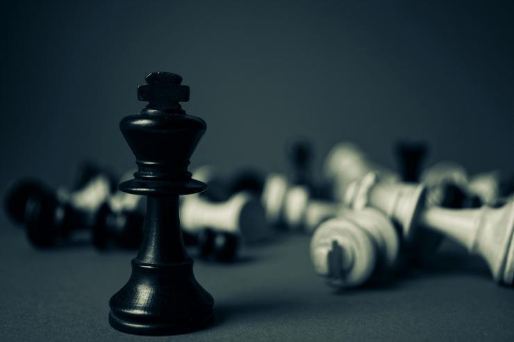 Del kaos al logos (XXXIII): Ley de la Competencia Constante