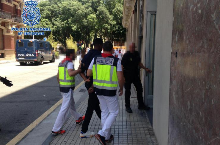 Detenido en Navarra un agresor sexual buscado por las autoridades alemanas