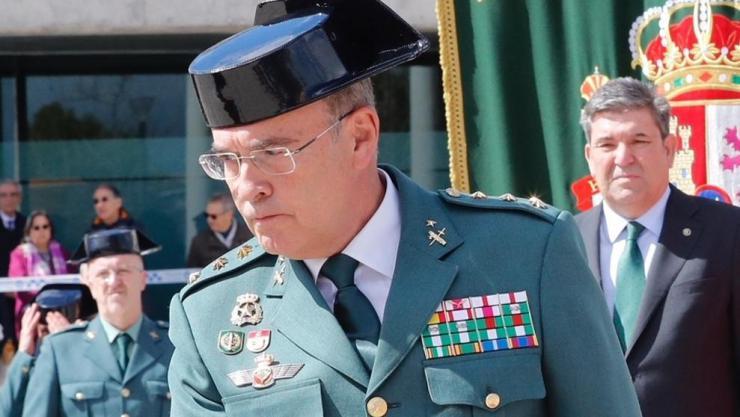 Interior cesa al jefe de la Guardia Civil que investigaba el 8-M