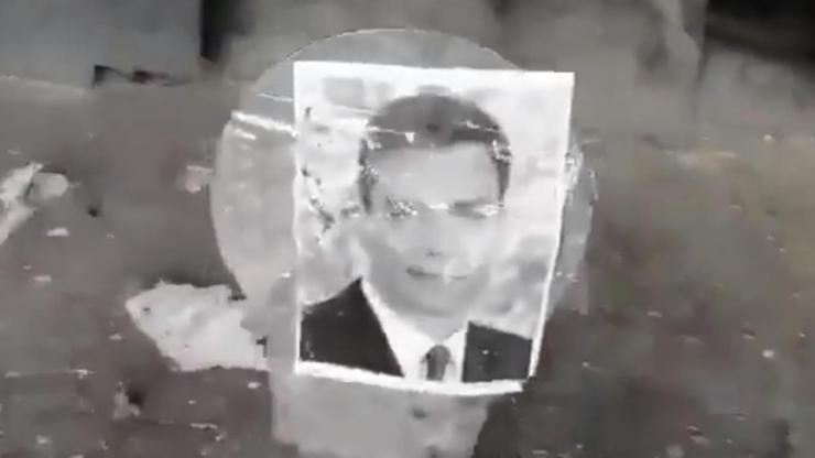 Detenido en Málaga el hombre que se grabó disparando contra fotos de varios miembros del Gobierno