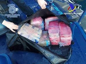 Aprehendidos en el puerto de Algeciras 380 kilos de cocaína
