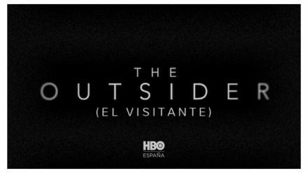 'El visitante', basada en la novela de Stephen King, llegará el 13 de enero a HBO