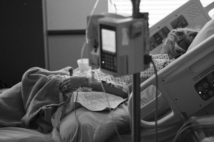 'El último abrazo de despedida', experiencias paranormales de enfermeras