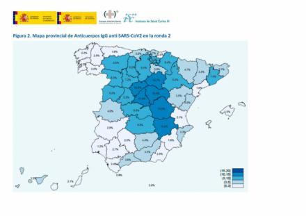 España alejada de la 'inmunidad de rebaño': Solo un 5,2% de la población ha generado anticuerpos