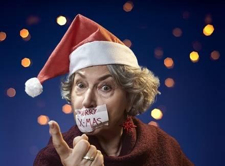 No soportamos a la familia política en Navidad