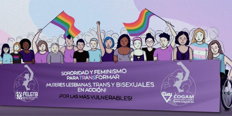 Felgtb y Cogam: La libre autodeterminación del género