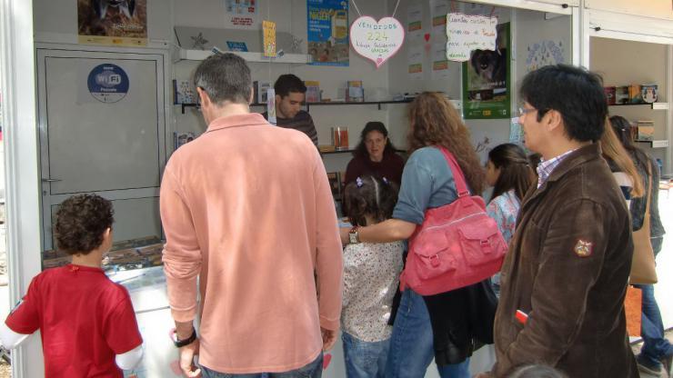 Nueva edición de la Feria del Libro en Pozuelo de Alarcón
