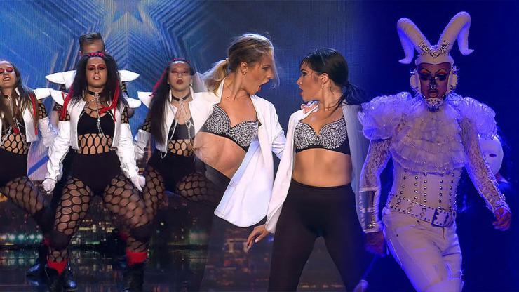 'Got Talent España' (18,9%) se crece frente a la recta final de 'La Voz' (17,1%)