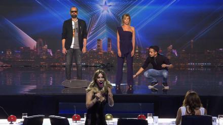 'La Voz' lidera a la baja frente a la subida de 'Got Talent España'