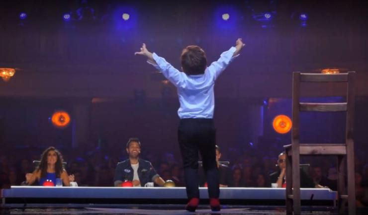 'La Voz Kids' (15%) pierde fuelle frente a 'Got Talent' 22,4%