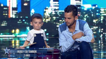 'Got Talent España' lidera frente 'La Voz Kids', que marca el peor arranque de su historia
