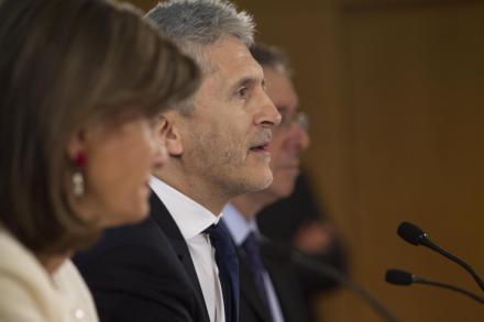 Grande-Marlaska presenta un Plan de acción para prevenir y perseguir los delitos de odio