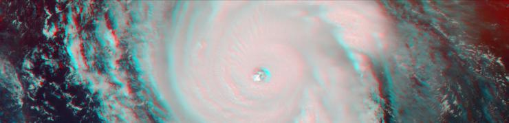 El huracán 'Irma' provoca el estado de desastre en Florida