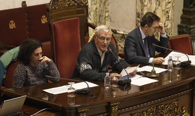 Joan Ribó presenta al consejo social de la ciudad un presupuesto para 2019 que asciende a 848.619.497 euros