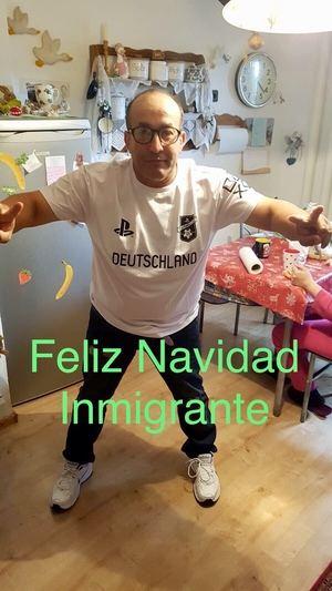¡Feliz Navidad, amigos migrantes!