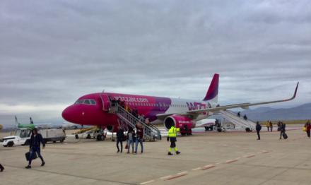 El aeropuerto de Castellón activa una nueva ruta anual que conecta con Bucarest