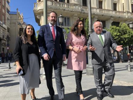 """López: """"El marido de Díaz se benefició de dos subvenciones desviadas de UGT"""""""