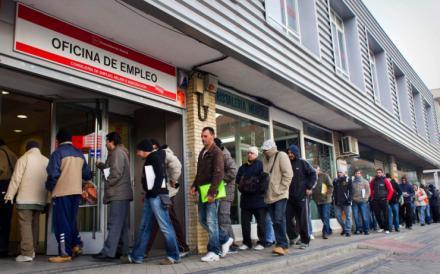 La ciudad de Madrid registra en abril la cifra más baja del paro de los últimos once años