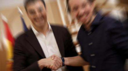 En Podemos se frotan las manos