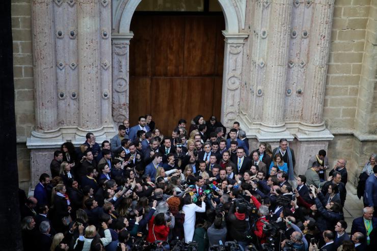 Juanma Moreno anuncia que el primer Consejo de Gobierno se celebrará en Antequera el 25 de enero