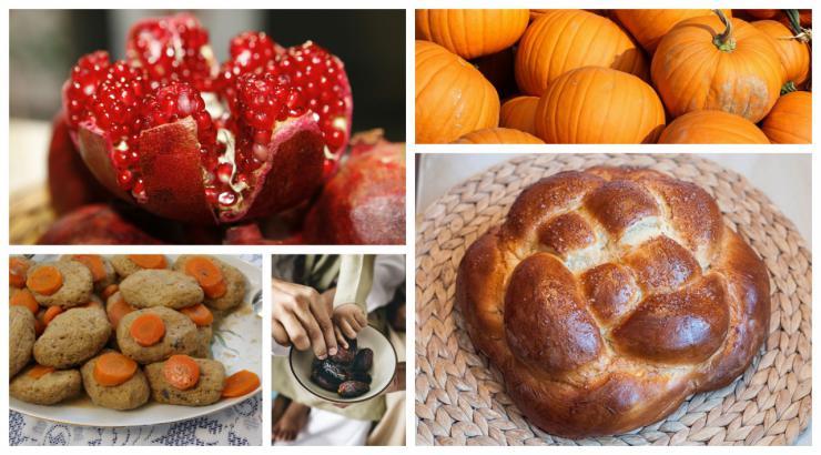 Mucho más que una tradición: El simbolismo que esconden los platos típicos del año nuevo judío