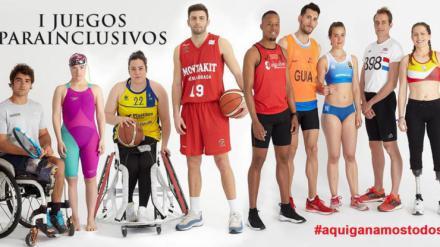 I Juegos Parainclusivos de la Comunidad de Madrid