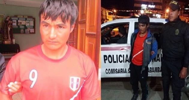 Detenidos por violar a bebés en Perú