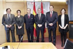 La Comunidad de Madrid anticipará los pagos de la Justicia Gratuita a partir de este año