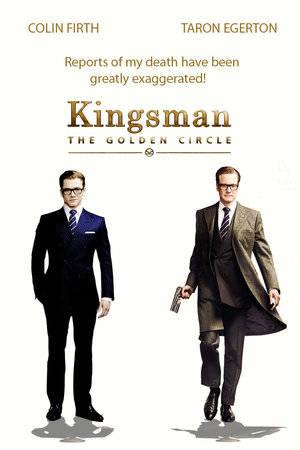 'Kingsman', el joven James Bond, vuelve para quedarse