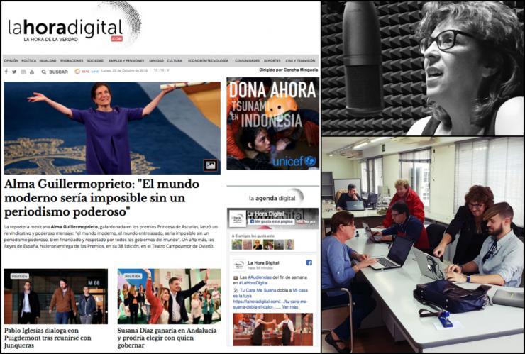 'La Hora Digital', el nuevo periódico de Concha Minguela