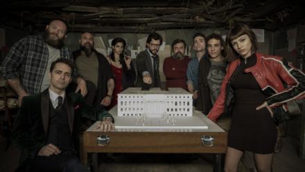 'La casa de papel', de Atresmedia, nominada al Emmy Internacional