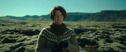 La mujer de la montaña (Woman at war)
